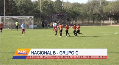 El León Chaqueño se clasificó y seguirá rugiendo en el Campeonato Nacional B