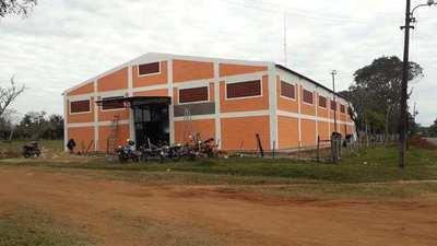 Santa Rosa: Ultiman detalles para la inauguración del Centro Comunitario en San Solano