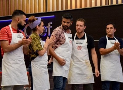 Dura Competencia En MasterChef Paraguay