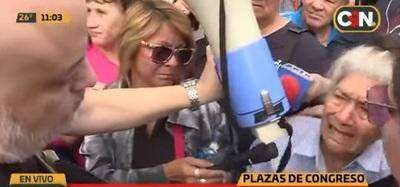 Ciudadanos llevan su apoyo a Payo ante inminente sanción