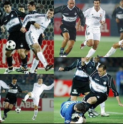 10 imágenes inéditas de la final entre Olimpia y Real Madrid