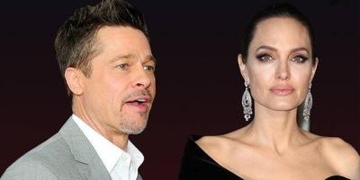 HOY / Tras acuerdo por tenencia de  sus hijos, Angelina y Brad Pitt  ahora pelean por una propiedad