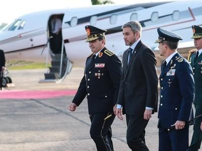 Mario Abdo prevé una visita oficial a Turquía