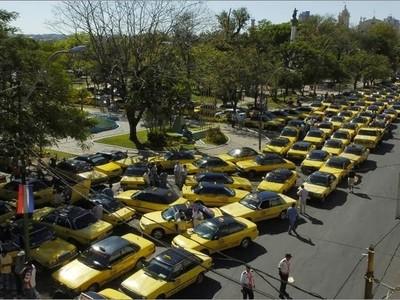 Autoridades esperan que taxistas mantengan la cordura durante la movilización