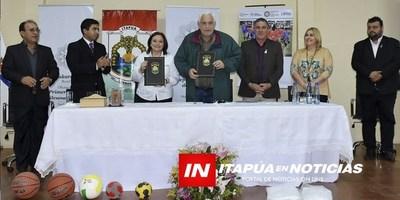 AGUARDAN QUE EL GOBIERNO NACIONAL INVIERTA EN EL DEPORTE ITAPUENSE
