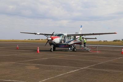 Sol del Paraguay inaugura vuelos entre Ciudad del Este y Asunción