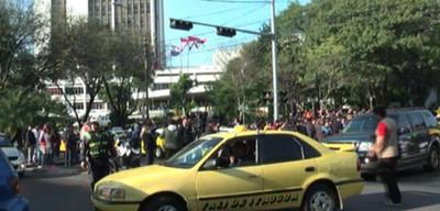 PMT moviliza a cerca de 400 agentes ante Enjambre Amarillo