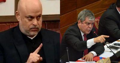 Riera y Payo suspendidos por 60 días