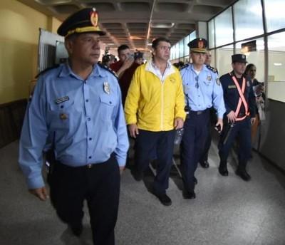 Arístides Morales y otros siete taxistas fueron imputados