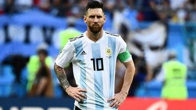La tibia sanción a Messi