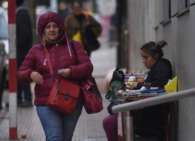 Meteorología anuncia baja de la temperatura y lluvias