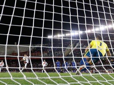 River deja escapar el triunfo ante Cruzeiro de forma increíble