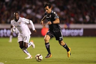 Copa Libertadores: Olimpia sufre dura caída ante Liga de Quito