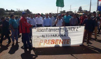 Municipalidades declaran emergencia ante problema de productores de mandioca