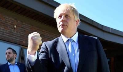 Boris Johnson es el nuevo primer ministro