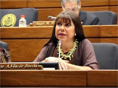 Diputada Celeste Amarilla exige a Kriskovich que renuncie al JEM y CM