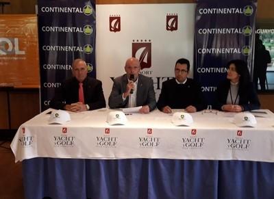 Banco Continental presenta el 3er Weekend Classic 'Copa Banco Continental', organizado por el Yacht & Golf Club Paraguayo
