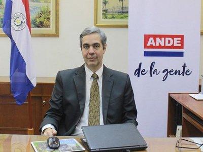 Estaría renunciante el Presidente de la ANDE