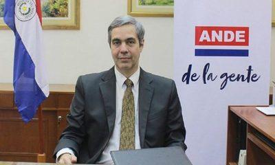 Renuncia Pedro Ferreira a la ANDE