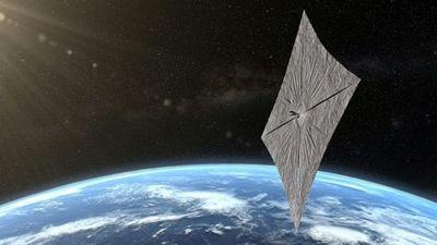 La vela solar estadounidense LightSail 2 se despliega en el espacio