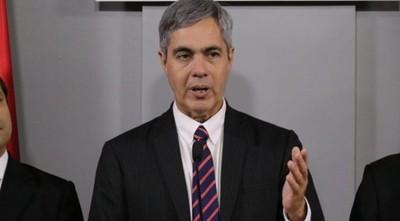 Ferreira deja la presidencia de ANDE
