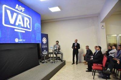 APF anuncia empresa que dará VAR a Paraguay