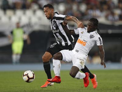 Atlético Mineiro golpea fuera de casa en la Sudamericana