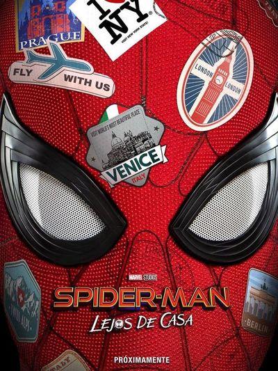 Spider-Man: Lejos de casa (3D y 2D)