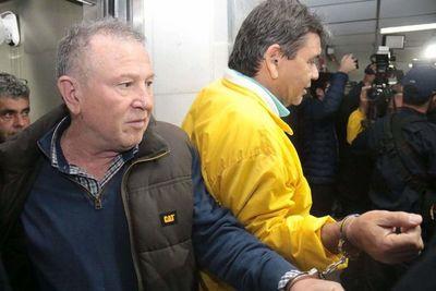 Ordenaron el arresto domiciliario para los ocho líderes taxistas