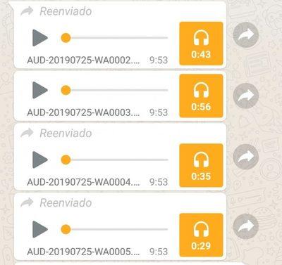 WhatsApp: Podrás escuchar audios sin abrir la aplicación