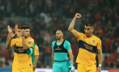 HOY / Boca Juniors derrota a Paranaense en Brasil y toma ventaja en la llave