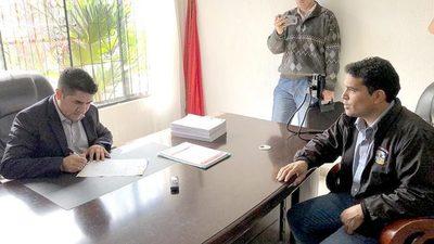 Roque Godoy desiste de rendir cuentas sobre su gestión como intendente