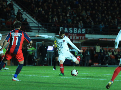 Cerro Porteño consigue valioso empate