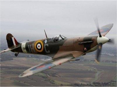 La vuelta al mundo en un avión de la Segunda Guerra Mundial