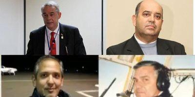Hoy se cumple 1 año del accidente aéreo donde falleció el Dr. Luis Gneiting y tres funcionarios más