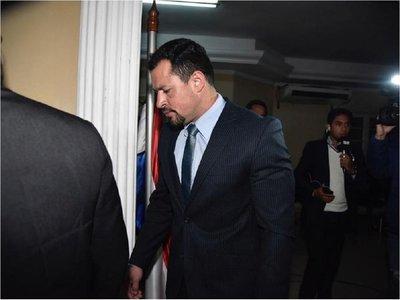 Ulises Quintana reiteró su declaración ante la Fiscalía