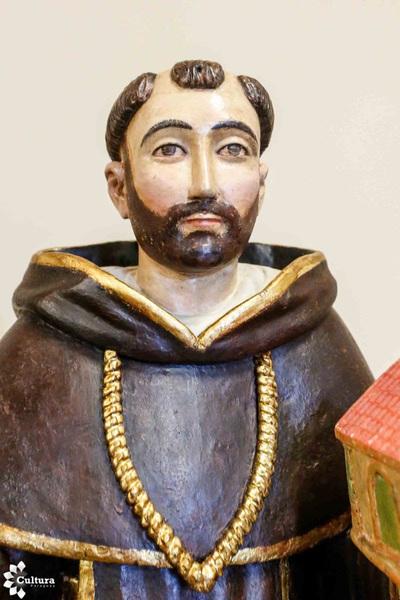 San Agustín, patrono de Emboscada, regresa a su ciudad totalmente restaurado
