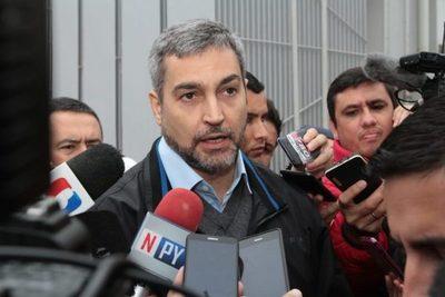"Abdo Benítez pide ""madurez"" para entender la ""gran oportunidad"" del Paraguay"
