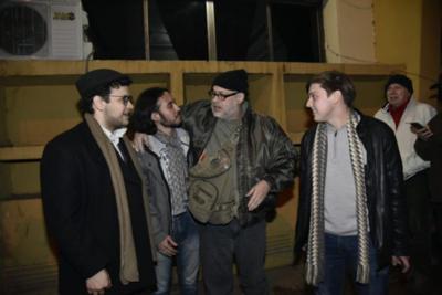 Liberan a estudiantes que escracharon a Mario Abdo