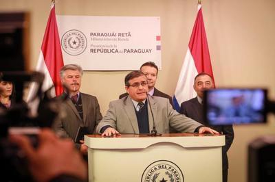 Nuevo ministro apunta a profundizar políticas de integridad y anticorrupción