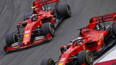 HOY / F1: Vettel y Leclerc mandan en los primeros libres