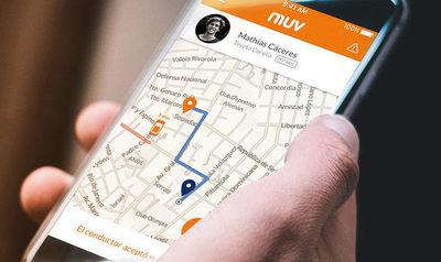 Dinatran recomienda que Uber y MUV lleven distintivos para identificarlos