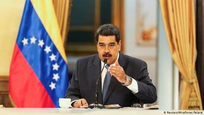 """El gobierno de Venezuela le respondió a Trump y tildó de """"terrorismo económico"""""""