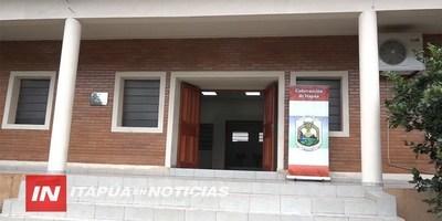 INAUGURAN OBRAS EN EL CENTRO DE MECANIZACIÓN AGRÍCOLA DE PIRAPÓ