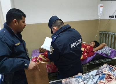 Reportan robo de bebé en el Hospital Regional de Concepción