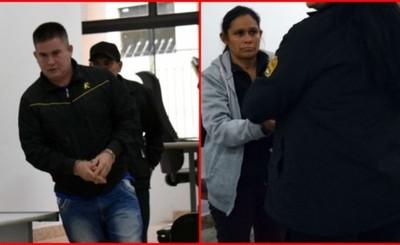 Condenan a pareja detenida por posesión de cocaína