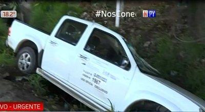 Adolescente fallece tras ser embestida por camioneta del Ministerio de Salud
