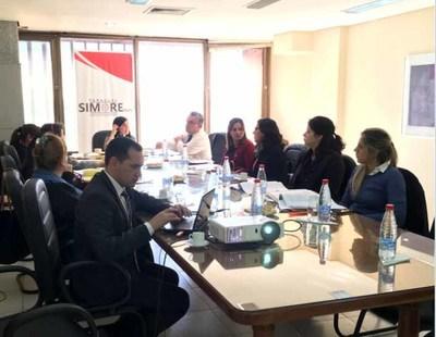 Secretaría de Género participa de reunión preparatoria al Diálogo con el Comité de DD. HH.
