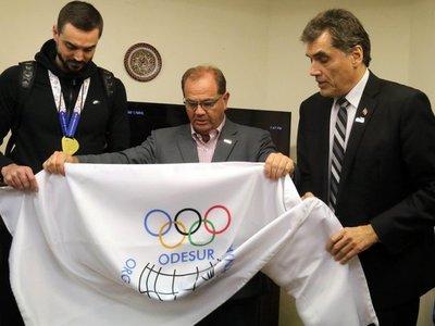 Paraguay renuncia a los Juegos Odesur 2022