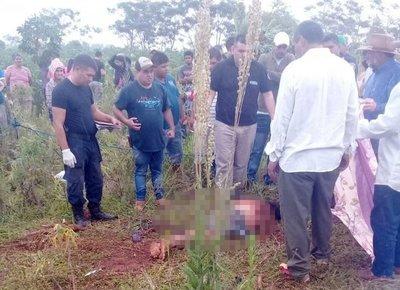 Asesinan a una mujer en el Yhu – Departamento de Caaguazú